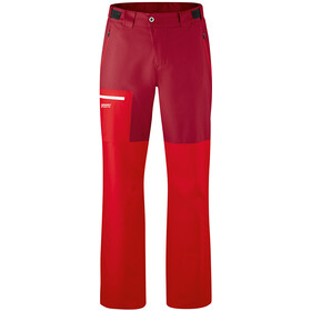 Maier Sports Diabas Pantalon outdoor Homme, rio red